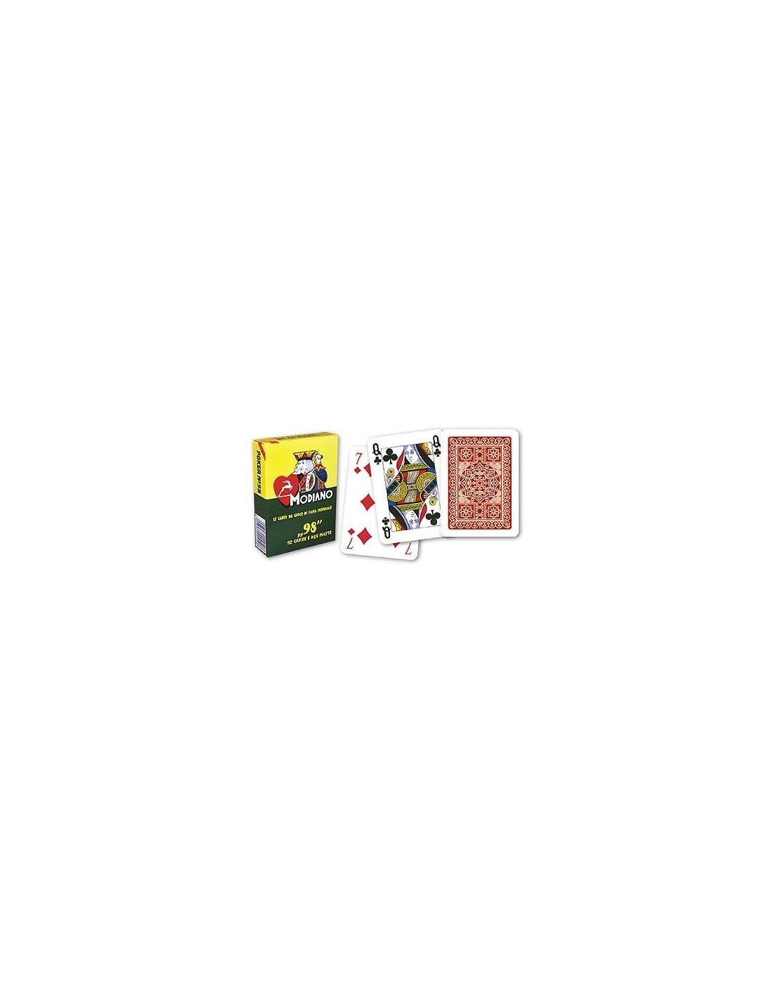 Modiano poker no 98