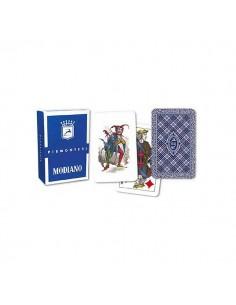Carte da gioco Piemontesi 5-54