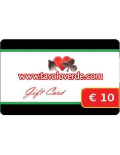 Buono regalo da € 10