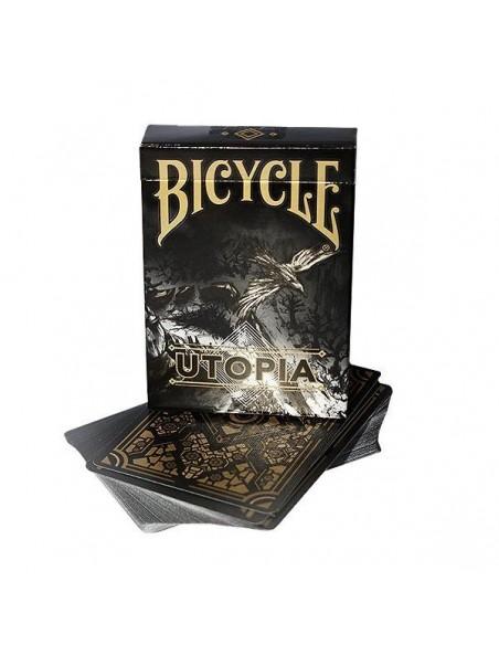 Carte Utopia - Black