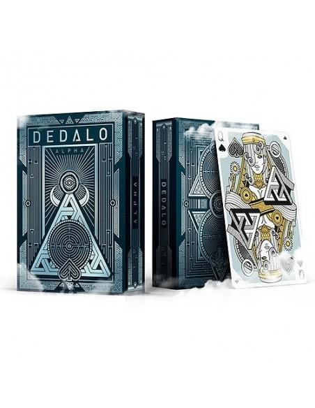 Carte da gioco Dedalo - Alpha
