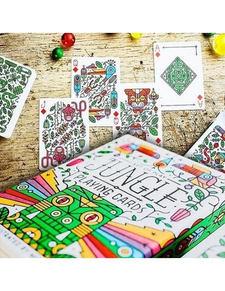Carte da gioco Jungle