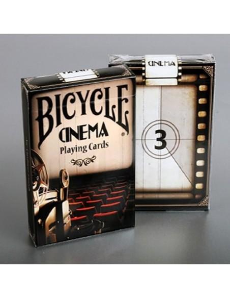 Carte da gioco Bicycle - Cinema
