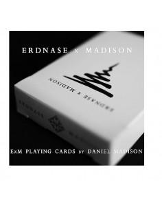 Carte da gioco Erdnase x Madison Black