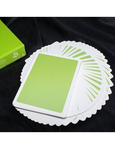 Carte da gioco Steel - Green