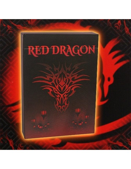 Carte da gioco Red Dragon