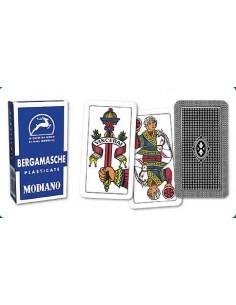 Carte da gioco Bergamasche Modiano