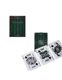 Bicycle Artifice Emerald Cards