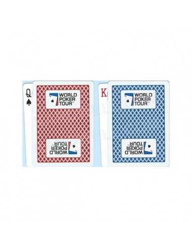 WPT playing cards diamond