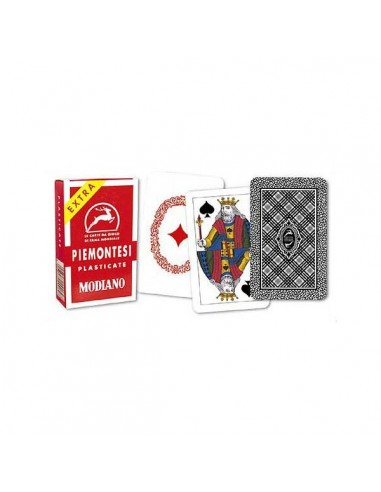 Piemontesi playing cards 4