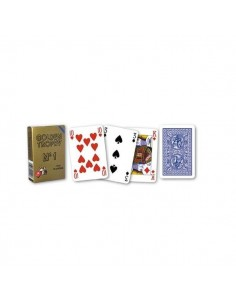 Carte da bridge Golden Trophy