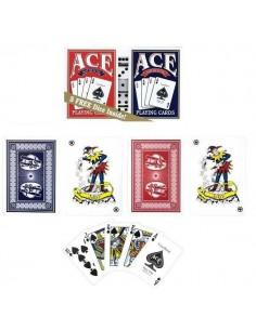 Original cards Carta Mundi Ace double deck