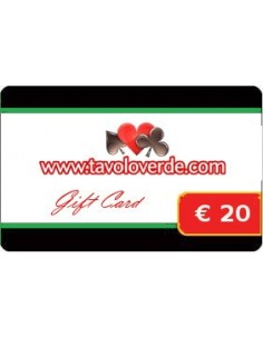 Buono regalo da € 20