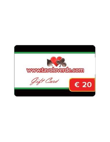 Gift Card € 20