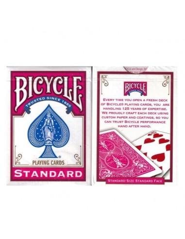 Bicycle fucsia standard