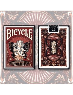 bicycle butterfly