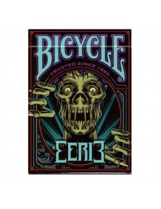 Bicycle playing cards - Eerie purple