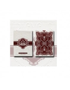 Bicycle playing cards - Legacy red