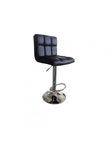 Stool for dealer ecoleather black