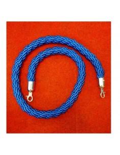 Cordone per paletto segna percorso - Blu