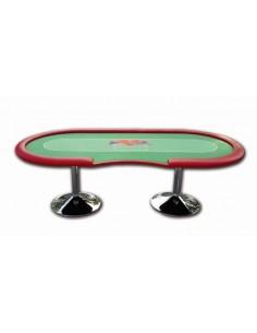 Tavoli da gioco normali e pieghevoli per burraco bridge e - Tavolo da texas hold em ...