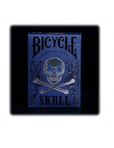 Carte Bicycle Skull - Luxury edition