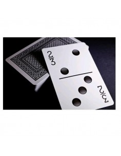 Carte Bicycle double 9 dominoes