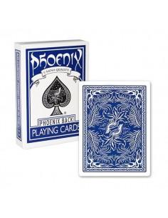 Phoenix cards blue deck
