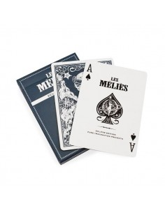 Les Melies cards - Eclipse edition marked