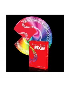 Bicycle Spectrum edge playing cards