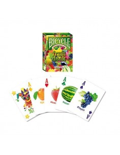Bicycle Fruit playing cards