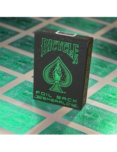 Bicycle Playing cards - Foil Emerald