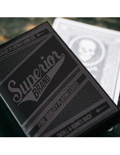 Superior Skull & Bones playing cards