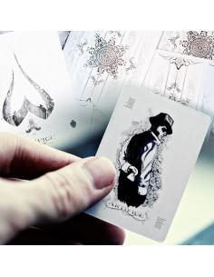 Künstliche Mini-Deck-Spielkarten