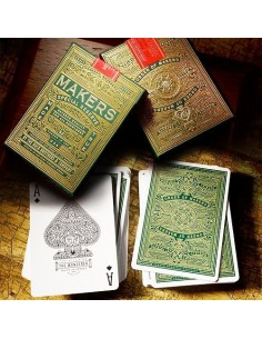 Makers by Dan & Dave playing cards