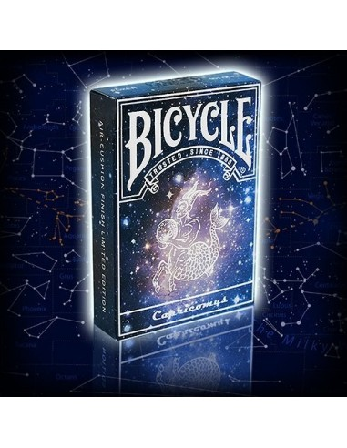 Bicycle constellation series - Capricorn