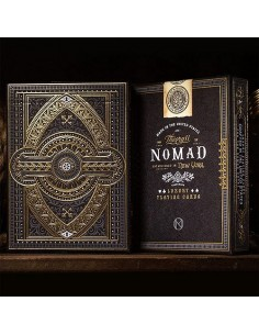 NoMad by Theory11 playing cards