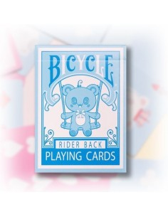 Bicycle Lovely Bear playing cards