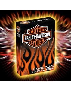 Bicycle Playing cards -  Harley Davidson Motor Cycles