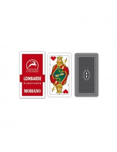 Lombardy regional playing cards