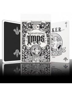 Carte da gioco Gamesters - Black