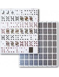 Carte da gioco - Papilio uncut