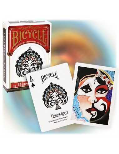 Bicycle - Chinese Opera playing cards