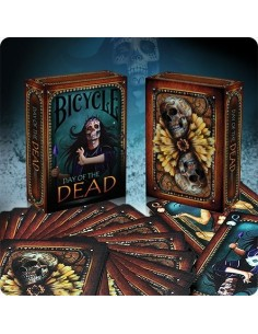 Bicycle - Day of the dead playing cards