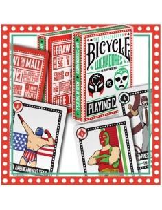 Carte da gioco Bicycle - Luchadores