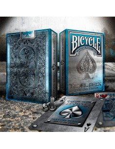 Bicycle - Metal Blue Edition