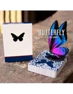 Carte da gioco Butterfly Marked by Ondrej Psenicka - Blue