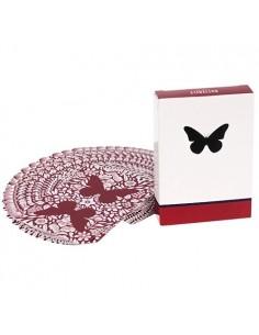 Carte da gioco Butterfly Marked by Ondrej Psenicka - Red