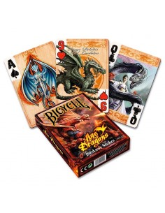 Carte da gioco Bicycle - Anne Stokes Age of Dragons