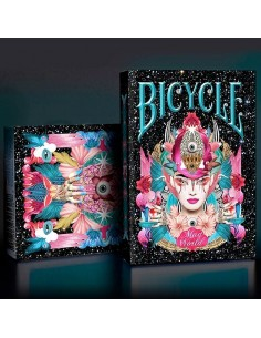 Carte da gioco Bicycle Mad world